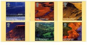 GB POSTCARDS PHQ CARDS MINT FULL SET 2004 CYMRU WALES A BRITISH JOURNEY PACK 266