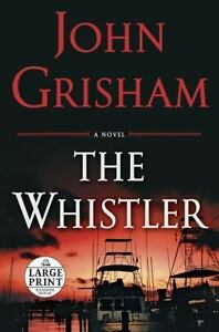 Paperback-The-Whistler-by-John-Grisham-2016-VERY-GOOD-CONDITION-Check-it-out