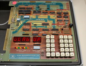 Vintage HP 5036A Microprossor Trainer Works!! Ships Worldwide!!!