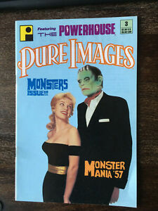 Pure Images No. 3 - Monsters Issue - Magazine - Vintage Horror Movies and Comics - Berlin, Deutschland - Pure Images No. 3 - Monsters Issue - Magazine - Vintage Horror Movies and Comics - Berlin, Deutschland