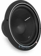 """Rockford Fosgate P1S4-12 250W RMS 12"""" Punch P1 Series Single 4-Ohm Car Subwoofer"""