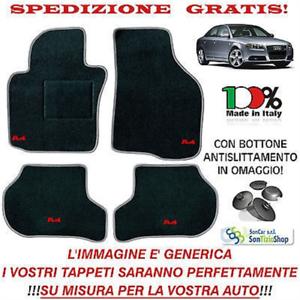 """AUDI A4 b7 Tappetini su Misura Personalizzati Tappeti Auto /""""OFFERTA SPECIAL/"""" !"""