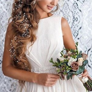 Damen-Haarband-Maedchen-Stirnband-Kopfband-Haarschmuck-Charisma-Perlenhaarband