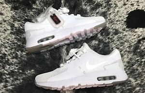 3be94137dd Nike Air Max Zero QS White/Pure Platinum 789695-102 Men's Size 8 ...