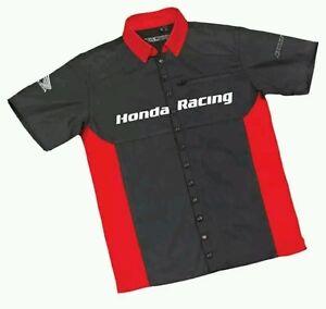 Joe Rocket Honda Racing 2014 Staff Shirt Black/Red 3xlarge XXXL