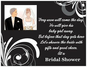 20-Wedding-BRIDAL-Shower-Invitation-POSTCARD-Post-Cards