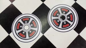 2-New-Wacky-Wheel-Muscle-Bike-Bicycle-Mag-Wheel-Inserts-for-Murray-Eliminator