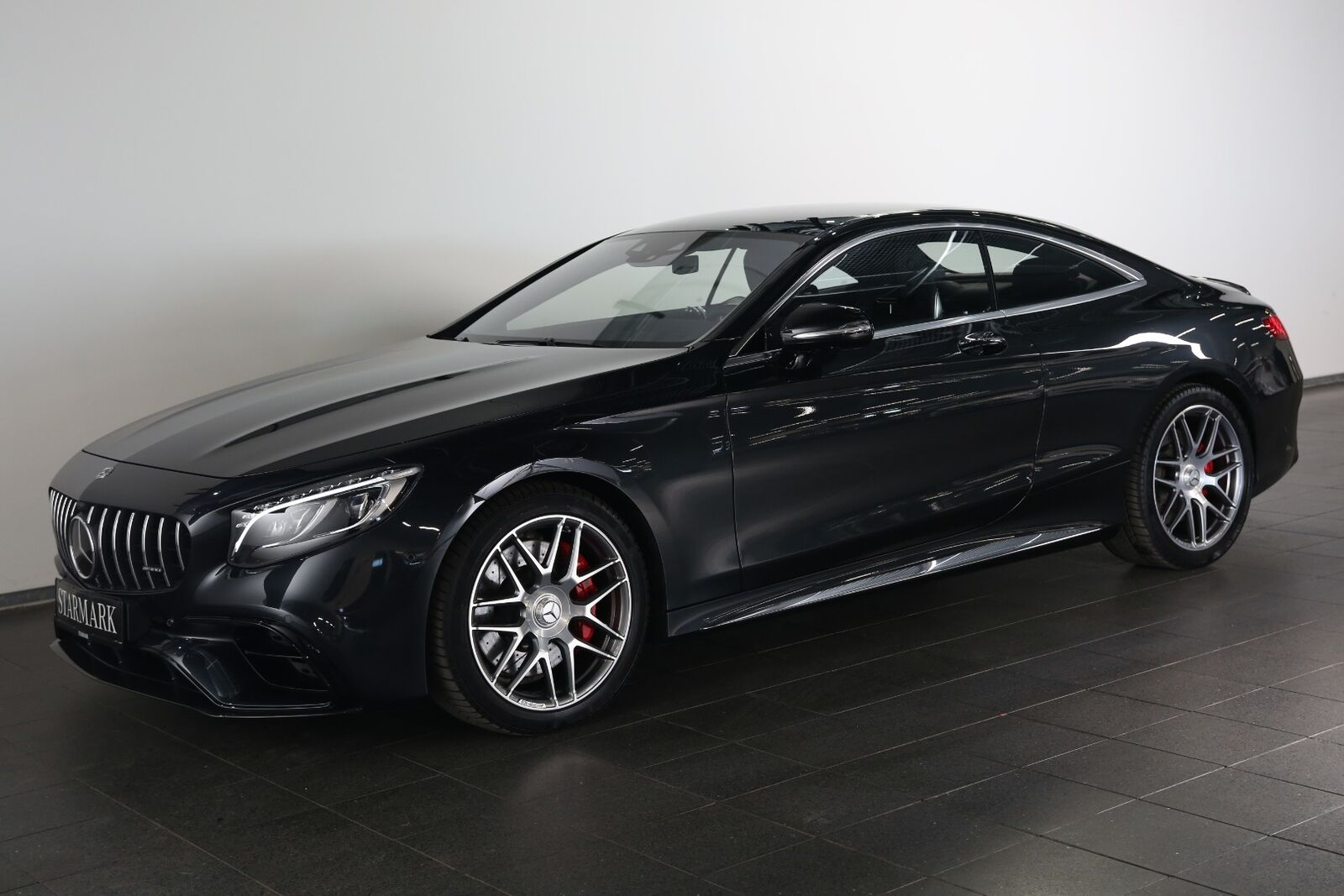 Mercedes-Benz S63 4,0 AMG Coupé aut. 4Matic+