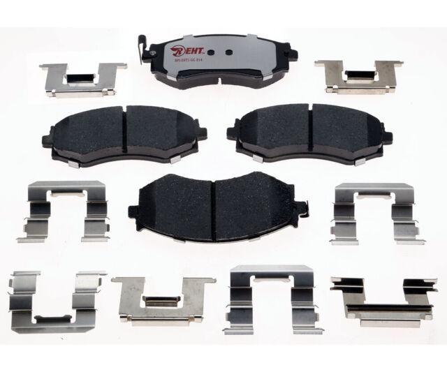 Disc Brake Pad Set-CA Front Raybestos EHT462H