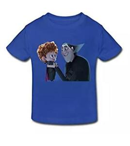 446e3425425e Details about Kids Toddler Hotel Transylvania 2 Little Boy's Girl's Tee  Shirt Age