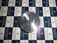 Nabenkappe  Felgendeckel MASERATI Apollo poliert NEU Ghibli Quattroporte 2014