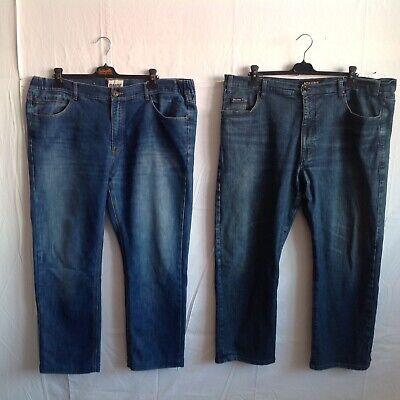 Forte Lot De 2 Pantalons Jeans _ Grande Taille _ T.54 (pj 03/05/6 ) Tempi Puntuali
