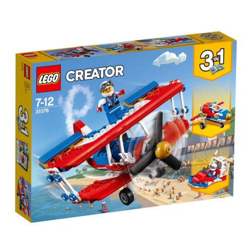 31076 LEGO Creator Daredevil Stunt Plane 200 Pieces Age 7+