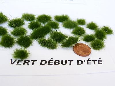 Bello Lot De 50 Touffes D'herbes - Z - Début D'Été Una Custodia Di Plastica è Compartimentata Per Lo Stoccaggio Sicuro