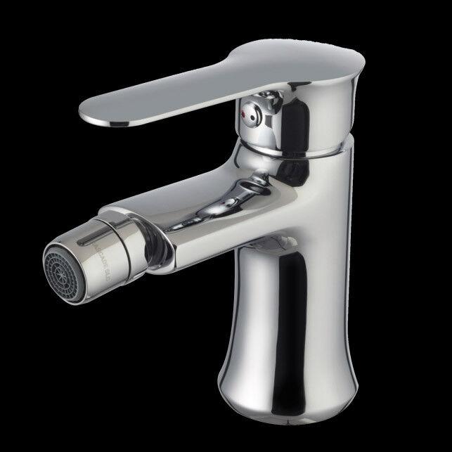 Design Bidetarmatur Bidet Armatur Einhand Einhebelmischer chrom Bad Badezimmer