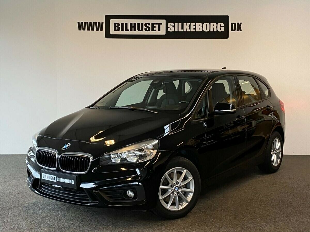 BMW 220d 2,0 Active Tourer aut. 5d