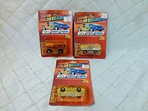 7c8885a71dd Matchbox Super Color Changers LOT of 3 Ford Bronco Super Coupe Le ...