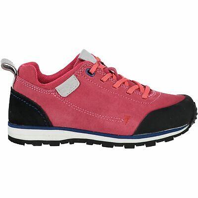 Temperato Cmp Scarponcini Outdoorschuh Kids Elettra Low Hiking Shoes Wp Impermeabile Rosso- Grandi Varietà