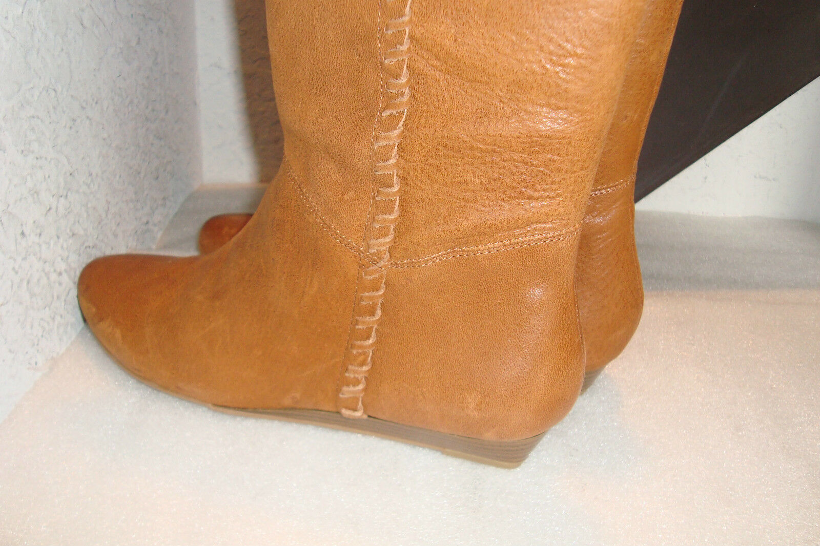 Inc International Marrón Concepts Mujer NWB Ranny Marrón International Botas Zapatos 6 MED Nuevo 1c23dd