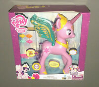 My Little Pony Twilight Princess Sparkle Talking Moving Light Up Doll Figure