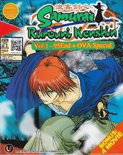 download rurouni kenshin english dub free