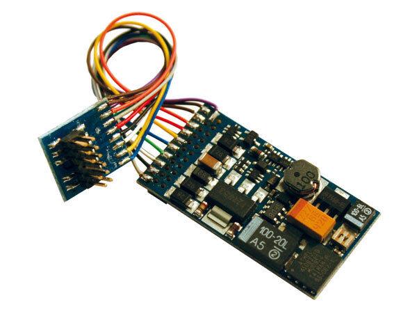 ESU 56899 LokSound micro V4.0 Universalgeräusch zum Selbstprogrammiere