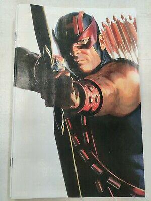 Ross Hawkeye Timeless Virgin Variant Marvel NM AVENGERS #42 Main Cover