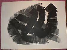 Lithographie Originale de Hans HARTUNG.