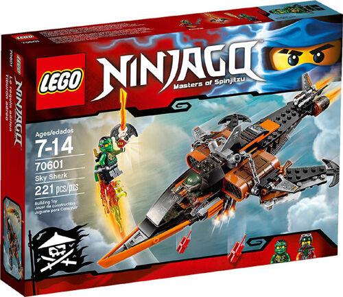 LEGO Ninjago 70601 Sky Shark Mixed Set New In Box Sealed  70601
