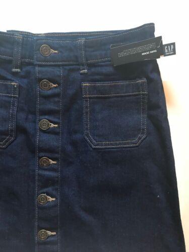 Blue Medium Women's Wash Gap Skirt Denim amp; Dark BU85qUExwS