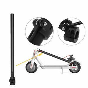 Black Electric Scooter Replacement Foldable Folding Pole Handle For Xiaomi M365