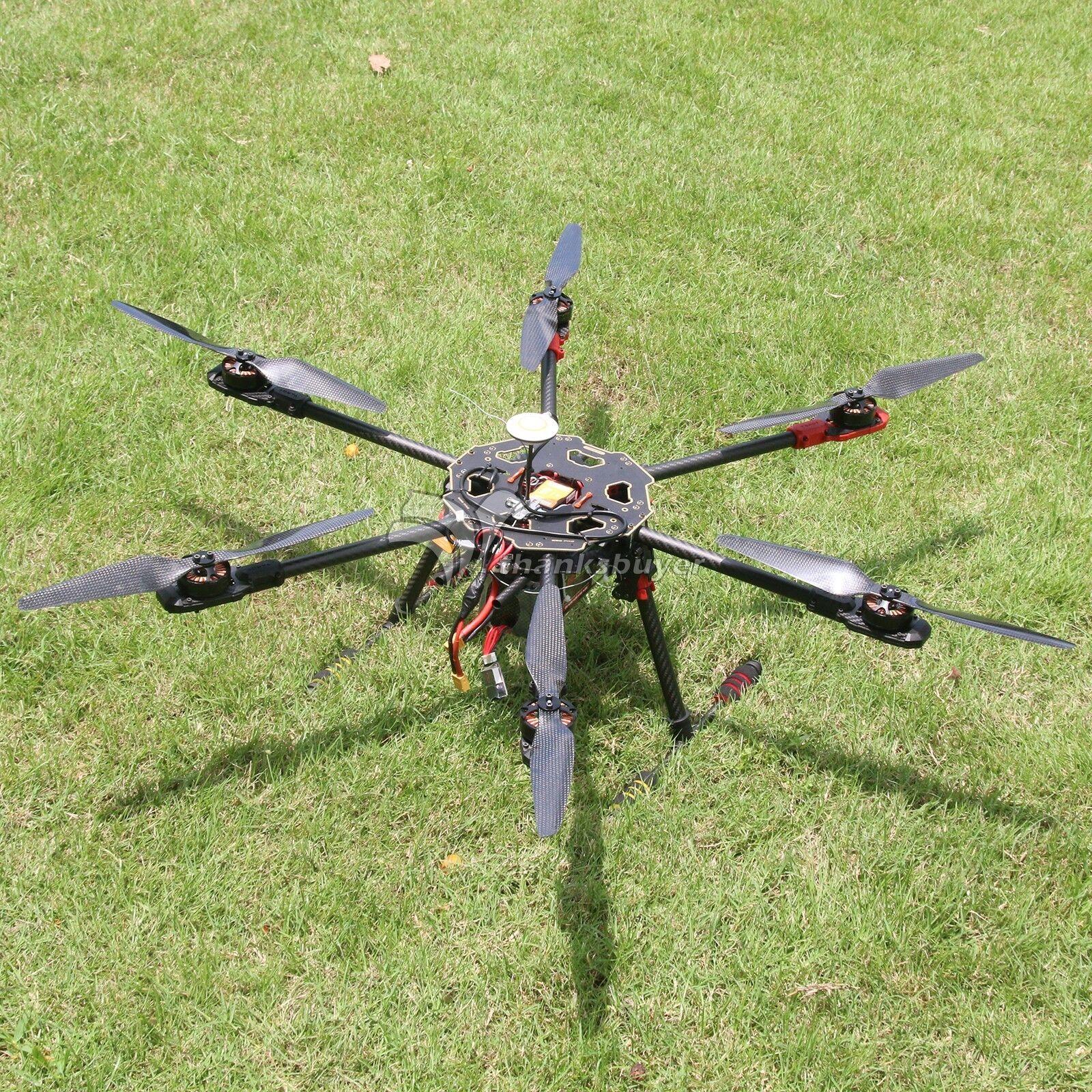 Tarojo 680Pro ARTF Plegable Hexacóptero TL68P00 & Naza V2 & X4108S 380 kV & Esc