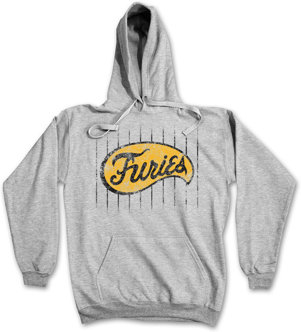 FURIES HOODED SWEAT Baseball Rogues Riffs The Warriors Hoodie Kapuzenpullover
