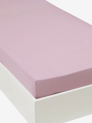 2 x Cot Fitted Sheets 100/% Cotton Soft Jersey Fitted Sheets 60 x 120 cm