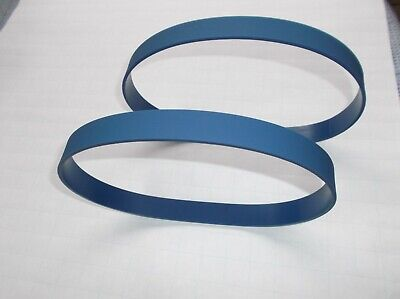 BLUE MAX URETHANE BAND SAW TIRES AND DRIVE BELT FOR CRAFTSMAN 119-214000 BANDSAW