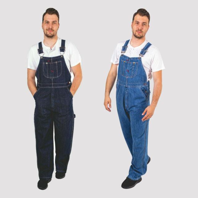 Beta Tools 7825 Work Overalls Canvas Workwear