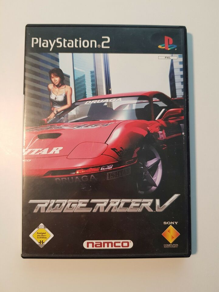 Ridge Racer 5, PS2