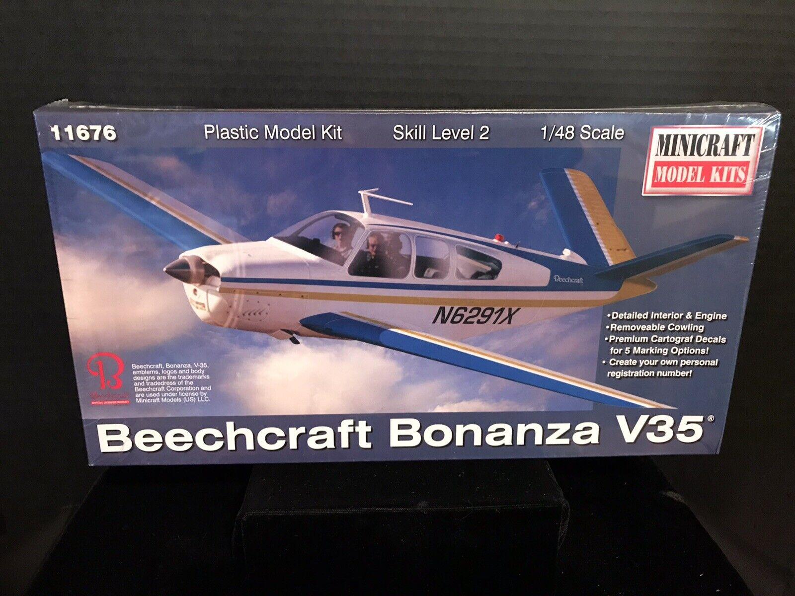 1/48 Bonanza V35 Toys & Games Hobbies pratiyogitanirdeshika.com