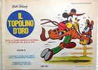 FUMETTO IL TOPOLINO D'ORO VOLUME IX 9 MONDADORI 1971 DISNEY