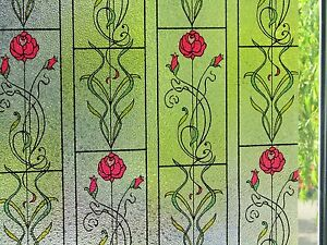 embossed-textured-Window-Film-stain-glass-paper-decorative-frosted-vinyl-privacy