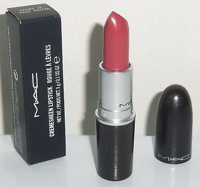 Mac Cremesheen Lipstick Creme In Your Coffee 01oz Full Size Brand New Box Ebay