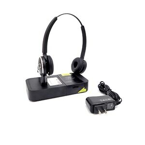 Jabra Pro 9470 Duo Premium Headset Usb Bluetooth 9400bs Ebay