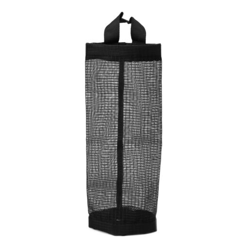 Hanging Storage Garbage Trash Bag Kitchen Organizer Plastic Bag Holder Dispenser