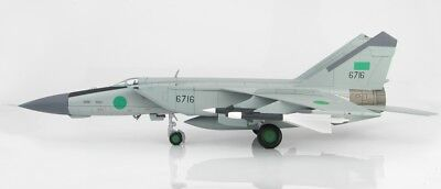 Benin Hobby Master Ha5603 Mig-25pd Foxbat 1025th Aerial Sqn 1981 Neither Too Hard Nor Too Soft