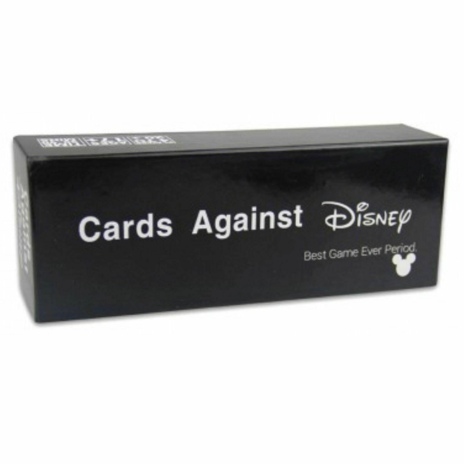 Preto Edição 2 Pack * Cards Against Disney//Cards Against Humanity Disney Vermelho