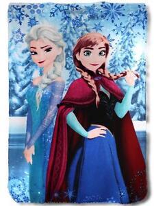 Filles-Enfants-Disney-Reine-Des-Neiges-Elsa-Anna-Polar-Couverture-Polaire