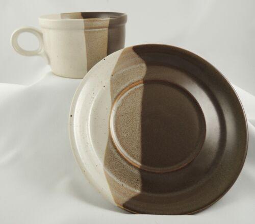 Mikasa Studio Kiln Ben Seibel ~ Potters Art ~ Cup /& Saucer Set