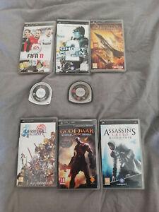 Jeux Playstation PSP