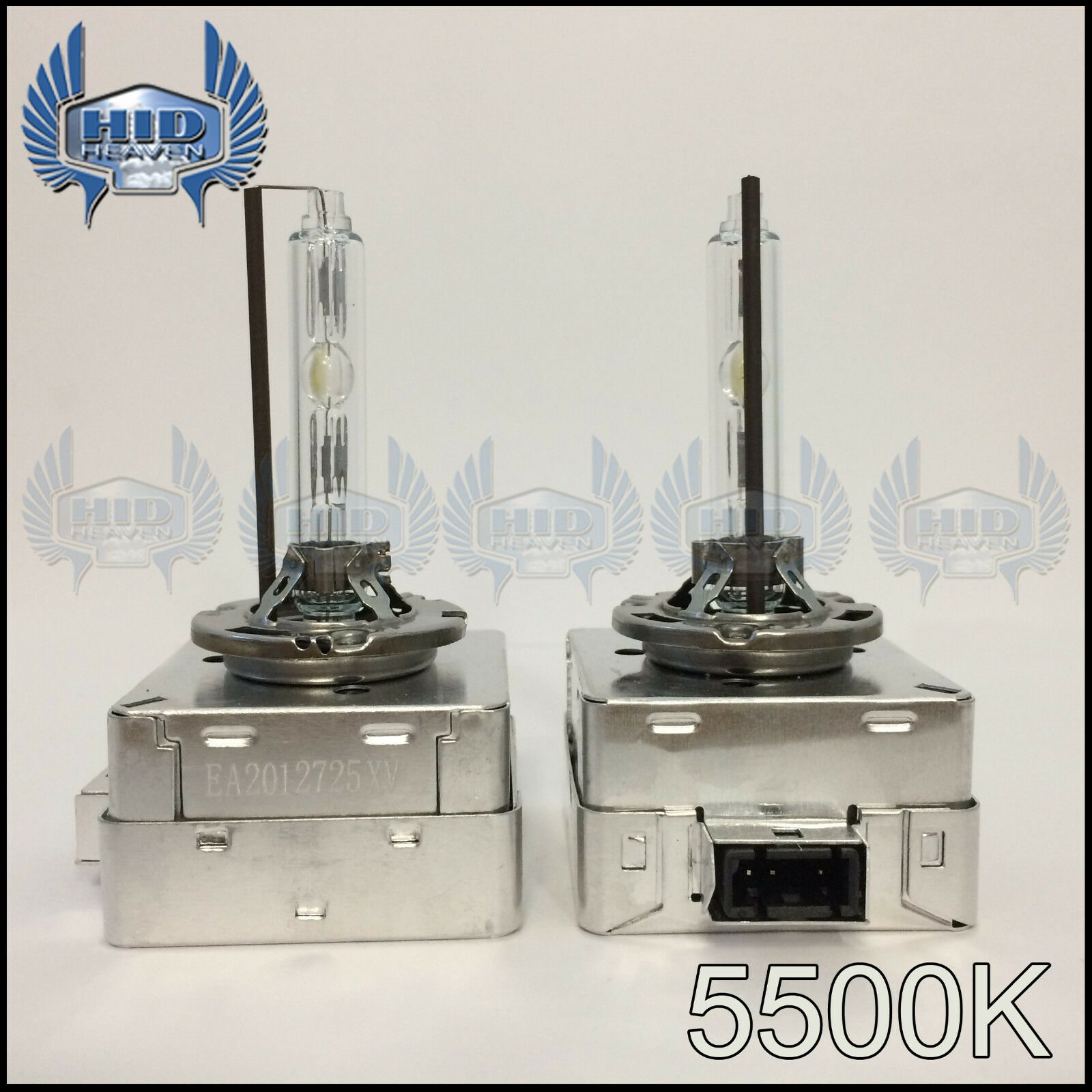 New Oem Set 2x D3s Xenon Hid Bulbs 5500k 6500k High