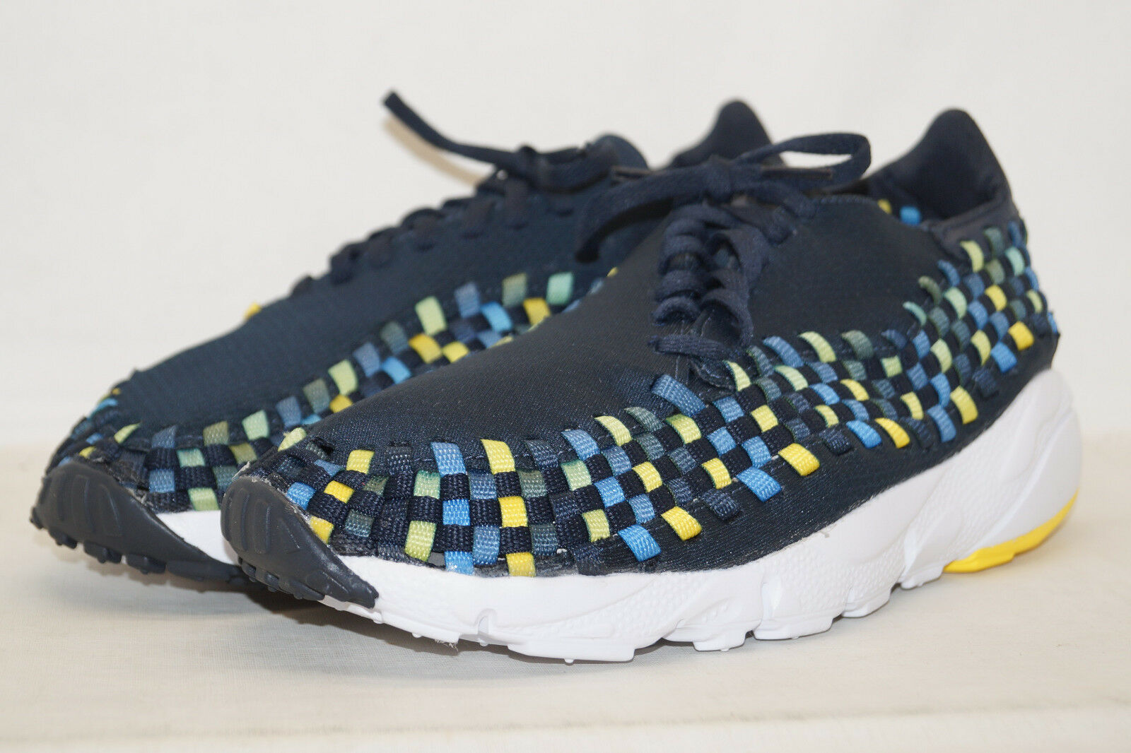 NIKE AIR FOOTSCAPE WOVEN NM CHUKKA schwarz multicolor 875797 401